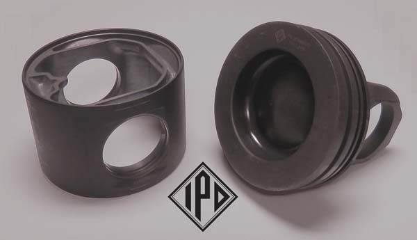 D12 Piston 2pc wID